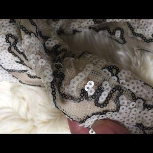 Zara Dresses - Zafa basic sequin dress